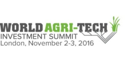 World Agri-Tech Investment Summit 2016