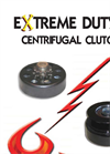 Extreme Duty Centrifugal Clutches - Brochure
