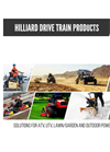 Drive Train Products - Brochure