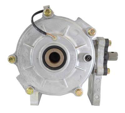 Hilliard - Front Drive System (Differential)