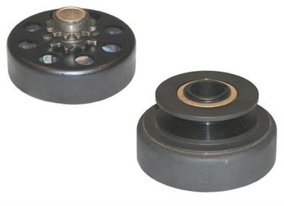 Extreme Duty Pulley Centrifugal Clutch