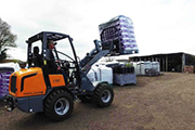 Maytree Nurseries - Thrilled With their Tobroco-Giant Loader!