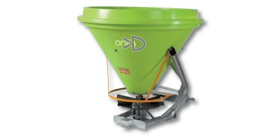 Orvin - Model FAUD Series - Single Disk Fertiliser Spreader