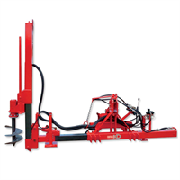Kirkland - Model AUTR Series - Tractor Mounted Auger