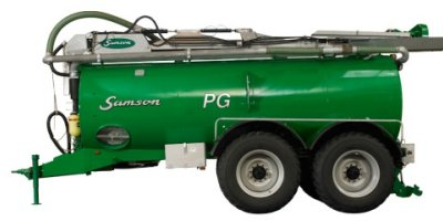 SAMSON - Model PG 20 - Slurry Tanker