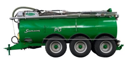 SAMSON - Model PG 21 - Slurry Tanker