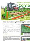 ComCut - Selective Weed Mower Datasheet