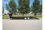 Snake River - Model 24 - GN Flatbed Trailer