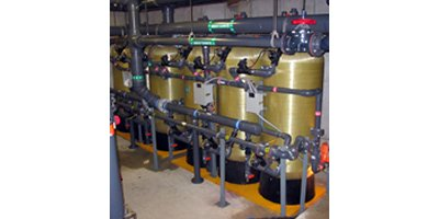 Model VSA SERIES - Aquaculture Water Filtration