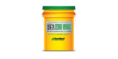 Sentinel - Model 24-7 Zero - HVAC Mold & Mildew Resistant Coating