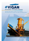 Vigan Model 100 - 120 & 200 Mobile & Portable Pneumatic Machine Brochure