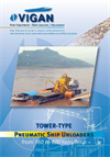 160 - 200 -300 - Up To 600 - Tower-Type Pneumatic Ship Unloaders Brochure