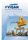 160 – 200 – 300 – 400 – 500 up to 600 - NIV Continuous Ship Unloaders Brochure