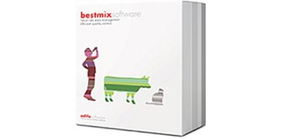 BESTMIX LIMS - Data-Processing Software