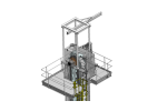 Industrial Bucket Elevator