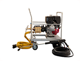 Petrol Engine Powerwashers
