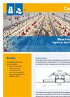 Comfort - Model 3 - Aviary System- Brochure
