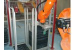Jansen Poultry Cobot - Palletizing Robot for Setter Trays