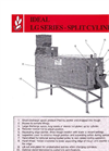 Model LG Series - Split Cylinder Length Graders Datasheet
