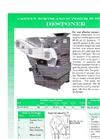 Destoner and Thresher Brochure