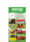 Bridgeway - Grass Conditioners Machines Brochure