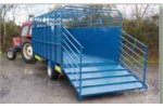 Bridgeway - Cattle Trailer