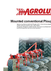 Agrolux - Model MS - Mounted Conventional Ploughs - Brochure