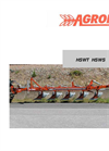 Agrolux - Model HSWT - Semi Mounted Conventional Plough Brochure