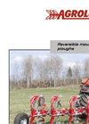 Model RT - Reversible Mounted Plough - Brochure