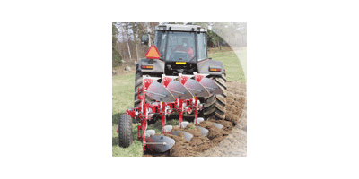 Mounted conventional Ploughs