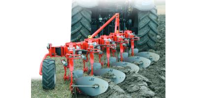 Agrolux - Model MS - Mounted Conventional Ploughs