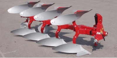 AGROLUX - Model RS - Reversible Plough