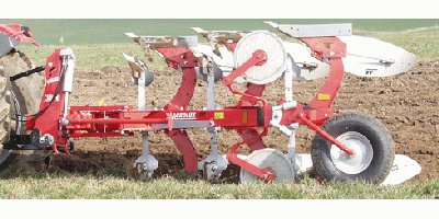 Agrolux - Model RT - Reversible Mounted Plough