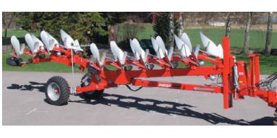 AGROLUX - Model SRS - Semi Mounted Reversible Plough
