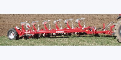 AGROLUX - Model SRT - Semi Mounted Reversible Plough