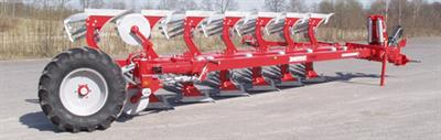 Agrolux - Model HSRT - Semi Mounted Reversible Plough