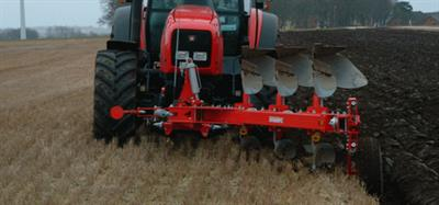 Agrolux - Model FMRT - Front Mounted Reversible Plough