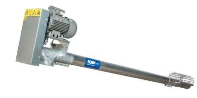 SØBY - Model SS102 - SS127 - SS152 - Grain Auger