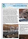 VES - Cyclone Fans Brochure