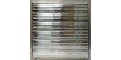 Aluminum Shutter Fans