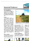 Champion - Selfpropelled Windrower Brochure