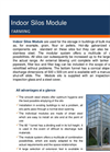 Indoor Module Silos Brochure