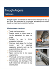 Trough Augers Brochure