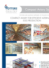 Poultry Multi Tier Aviary System Brochure