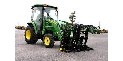 Compact Tractor Grapple Rake