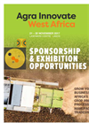 Agra Innovate West Africa 2017 - Sponsorship Brochure