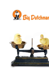 Bird Weighing Systems - Brochure