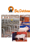 Drinking Systems - For Sows, Piglets and Finishing Pigs - Brochure