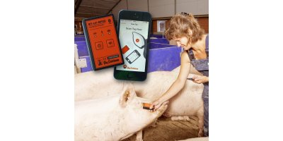 Bluetooth Electronic Sow Tag Reader