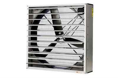 AirMaster - Model V130 and VC130 - Livestock Wall Fans